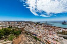 Ejemplo de traducción en Almería
