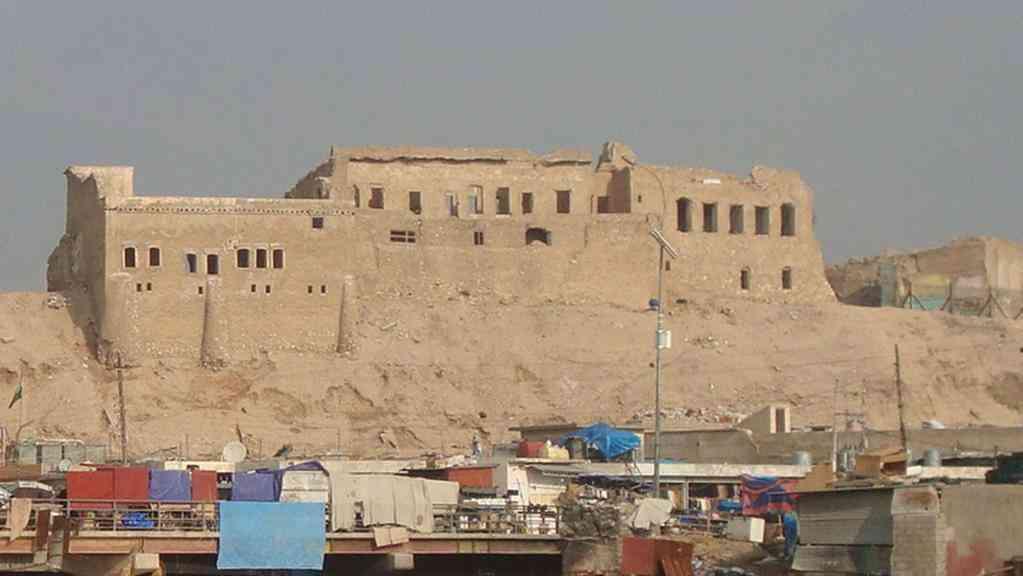 Kirkuk-Castle