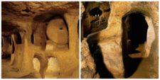 Túnel de la Edad de Piedra