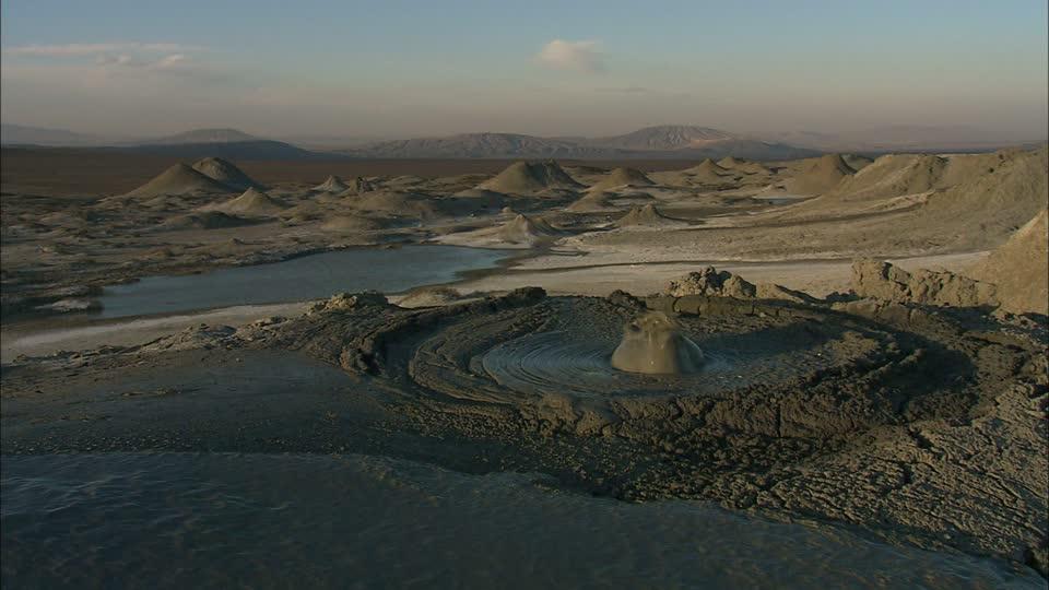 Volcán De Lodo – Azerbayán