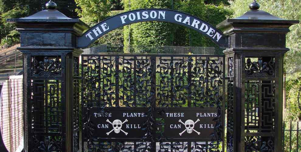 El Jardín Venenoso – Alnwick