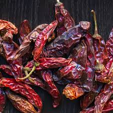 peppers dry