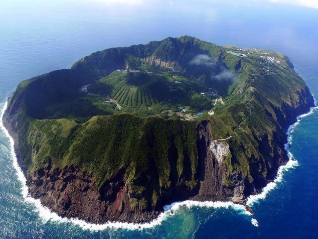 Izu islands