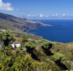 Ejemplo de traducción en La Palma